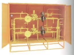 Установка газорегуляторная шкафная УГРШ-50Н(В)-2ДМ